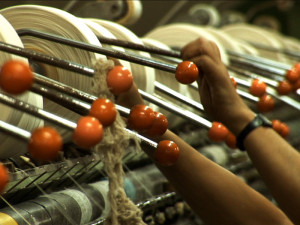 A still from Azzelini and Ressler's film, 5 Factories - Workers Control in Venezuela