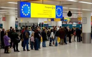 EU Border photo