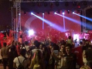 Photo: Saygun Gökarıksel, 31 July 2016, Istanbul