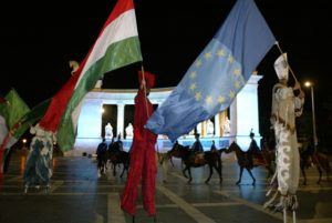 2004 Hungarian celebrations of EU accession