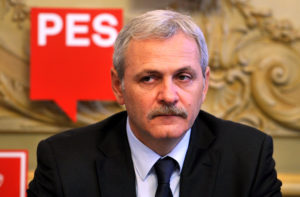 Liviu Dragnea, the leader of the Social-Democrats