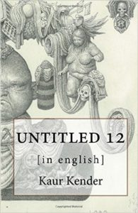 The English translation of Kender's Untitled 12.