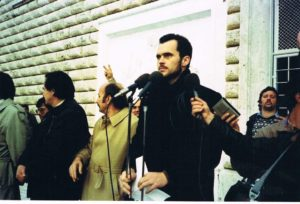 The young Edi Rama