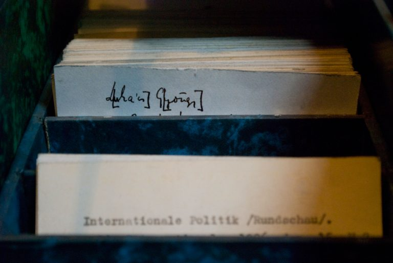 Documents, Lukacs Archive. Photo Credit Gabriella Csoszo.
