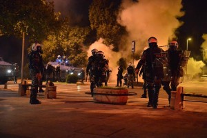 Montenegro police