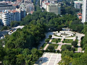 Gezi Park. Source: Wikipedia.