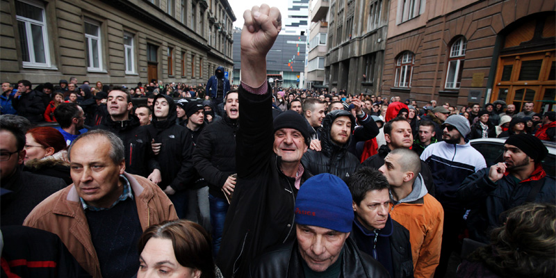 bosnia-protest