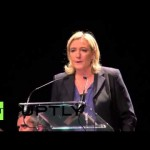 Marine Le Pen on Russia Today