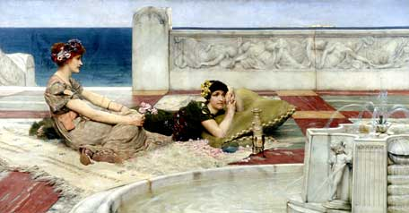 love_in_idleness_alma-tadema_456