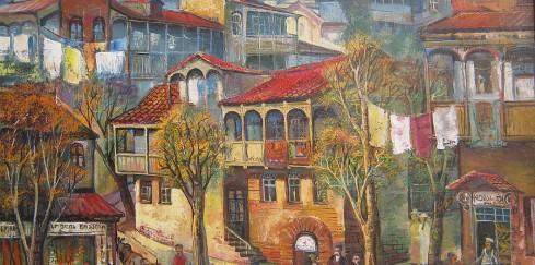 old-tbilisi-lado-abuladze