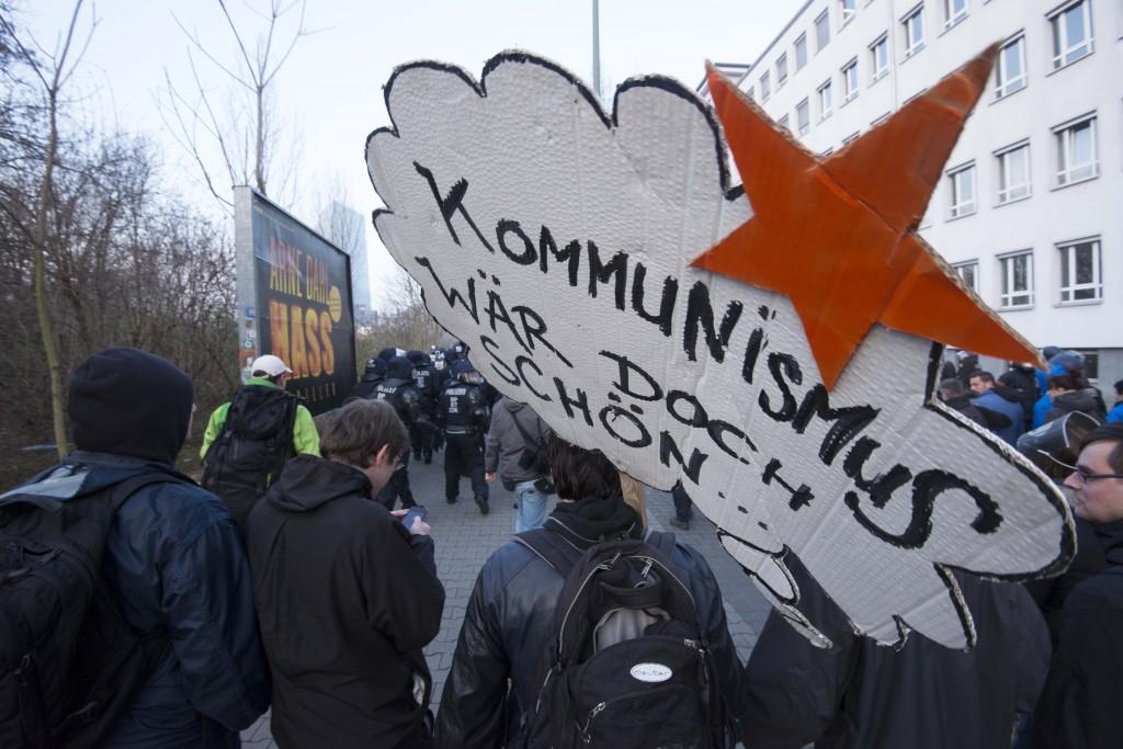 15.03.2015 Blockupy Frankfurt/M